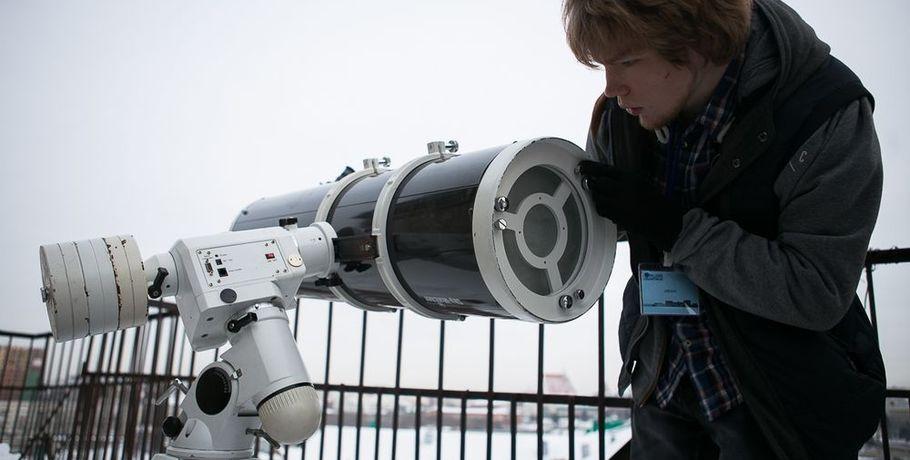 Меркурий идёт наредкую встречу сМарсом внебе над Новосибирском