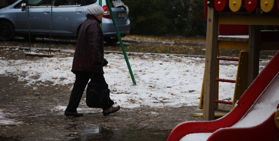 ВЯкутске ссередины недели ожидается мокрый снег