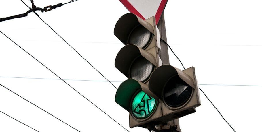 Режим работы светофора поменяется наперекрёстке Ленина иМасленникова