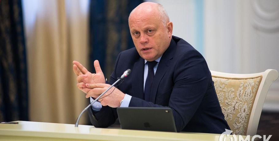 Виктор Назаров дал ровно сутки наподачу тепла вОмском регионе