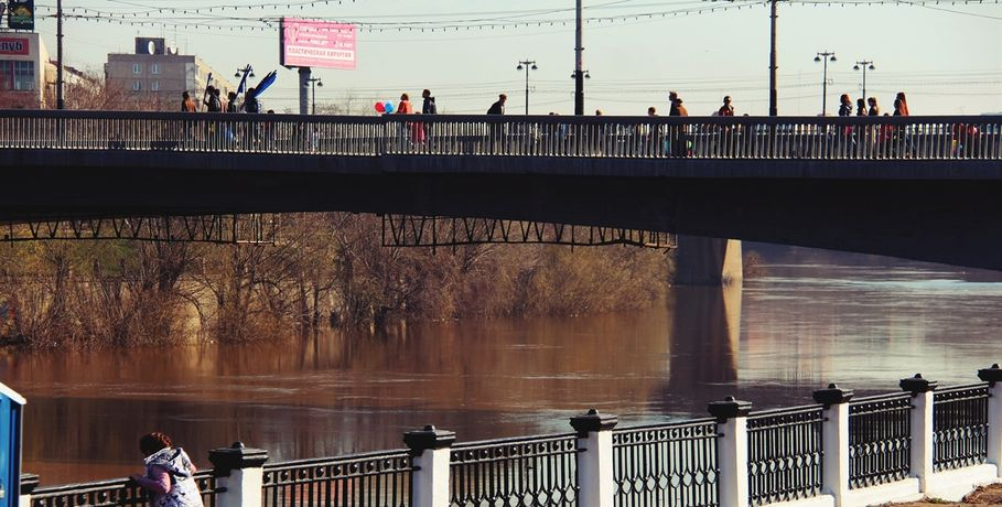 Железобетонные конструкции Юбилейного моста вОмске поменяют на железные