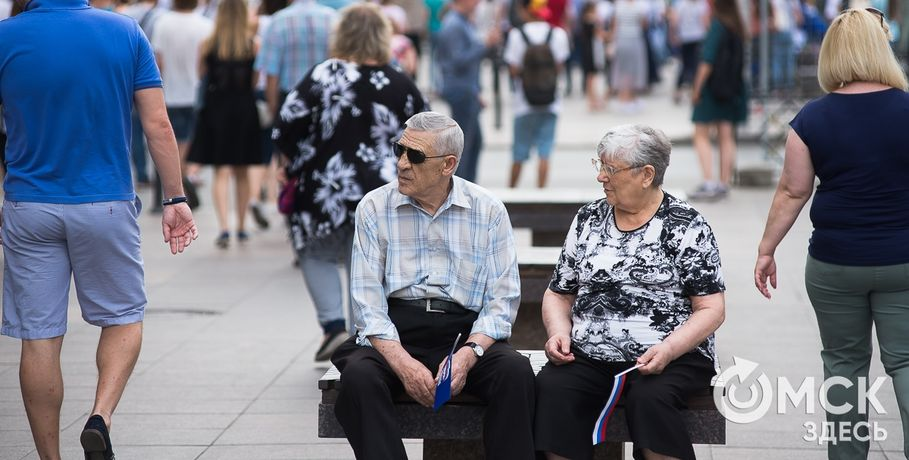 ВОмске 92-летняя бабушка так иневышла напенсию