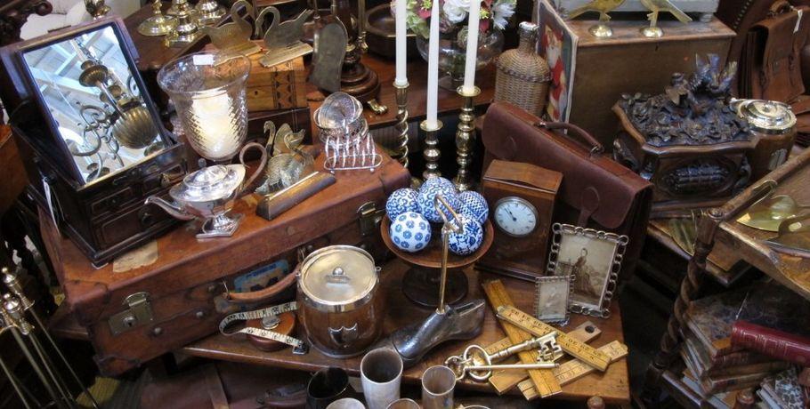 оценка-покупка антиквариата