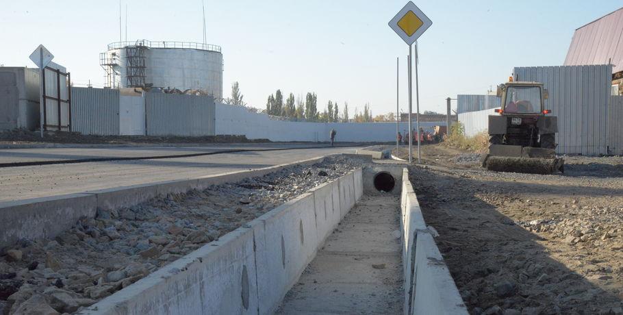 Дублер улицы Герцена построили вОмске
