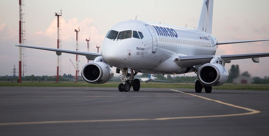 Именами святых назовут девять самолетов иркутской авиакомпании