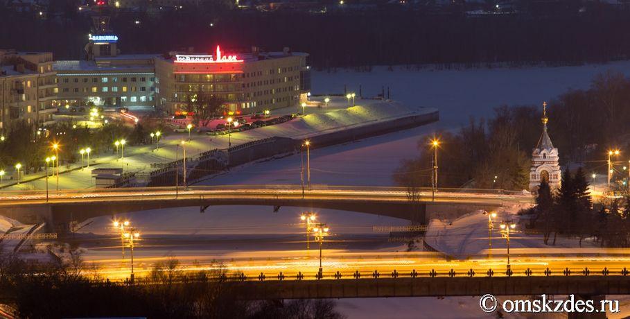 Юбилейный мост вОмске будут разбирать довесны