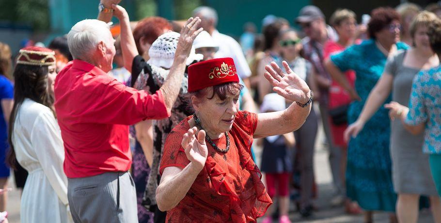 ВОмской области возросла численность пожилых людей