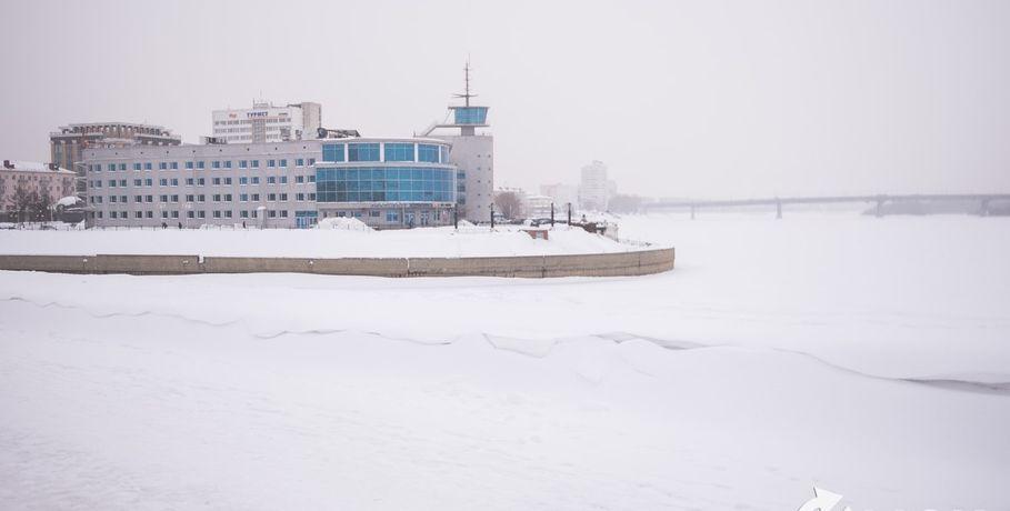 После холодных выходных в Омск придут тепло и снег