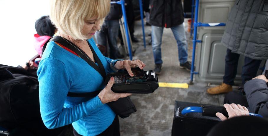 ВОмске увеличат время для бесплатной пересадки вавтобусах
