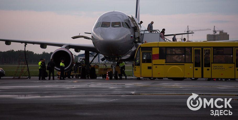 Омский врио губернатора Бурков предложил открыть авиасообщение сВенгрией