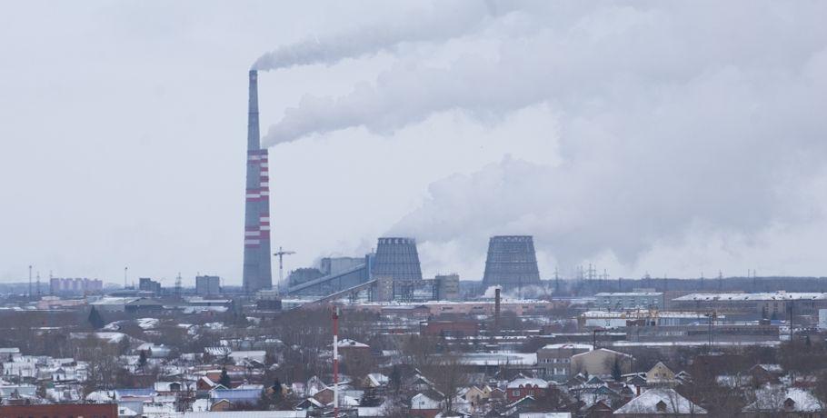 ВОмске зафиксированы выбросы аммиака