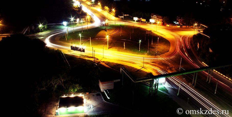 Наосвещение омских улиц выделят на11 млн больше