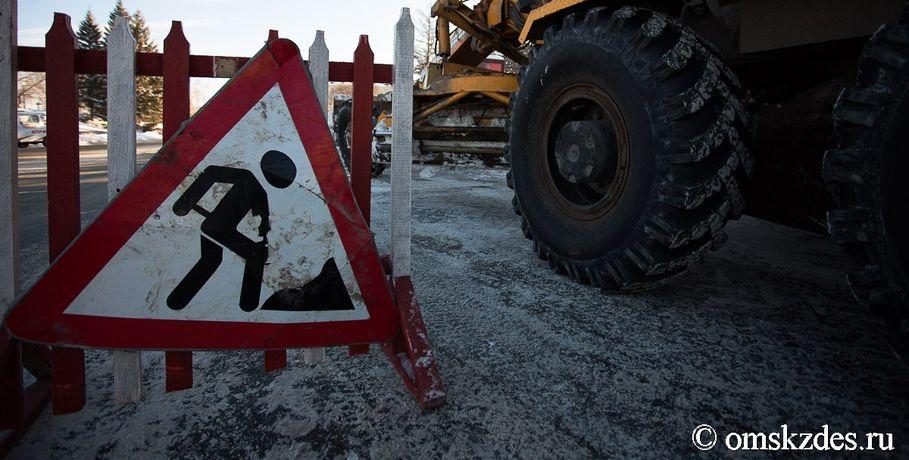ВОмской области построили дорогу кдеревне за22 млн руб.