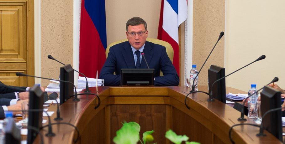 Министр индустрии Омской области отправлен вотставку после скандала савтобусами