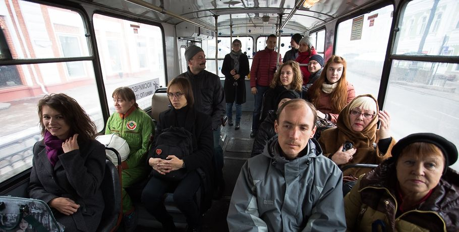 ВОмске поменяется схема движения автобуса №21