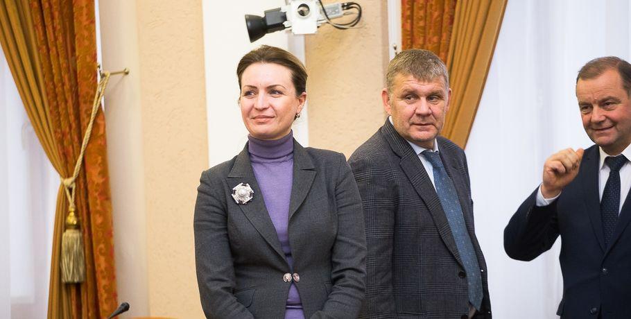 Мэр Омска Оксана Фадина вручит ключи отновых автобусов