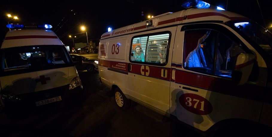 Омичке напавшей на врача скорой в отделении полиции выписали штраф