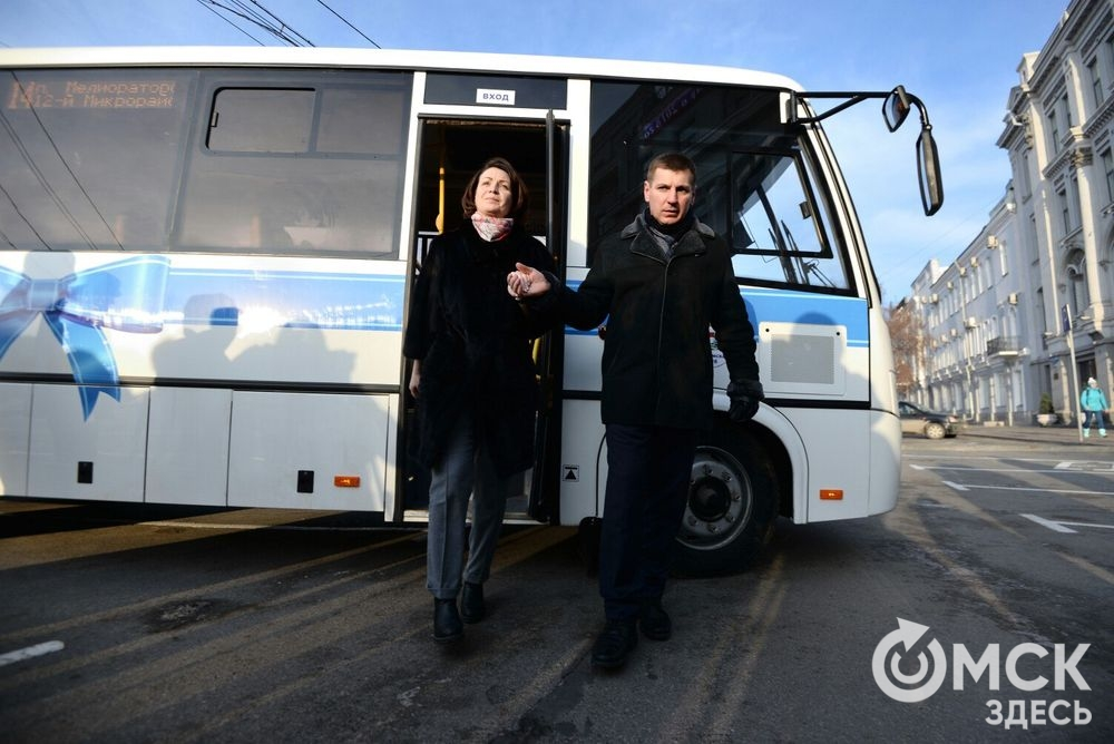 Наомские маршруты выйдут 12 новых автобусов ПАЗ