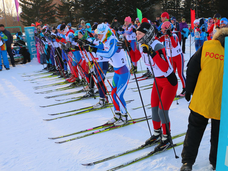 Врио губернатора Омской области примет участие в лыжной гонке