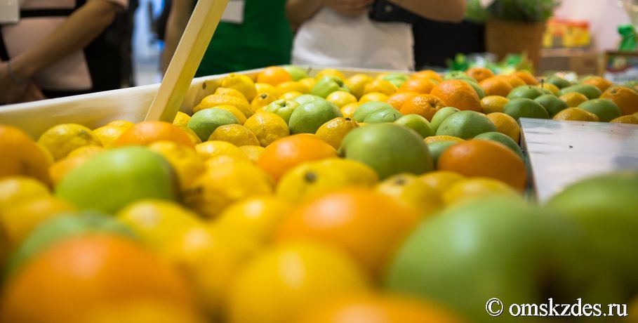 ВОмске случилось сильное увелечение стоимости помидор ибананов