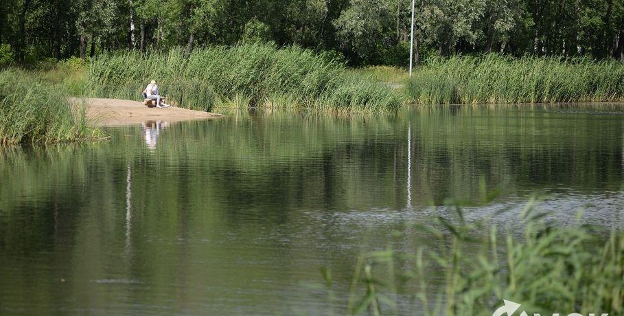 ВОмской области коммерсанты неодин год сбрасывали отходы вместную реку