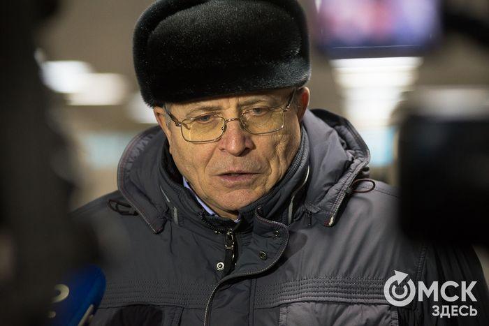 Две станции омского метро нужно закрыть, чтобы разгрузить дороги— Бурков