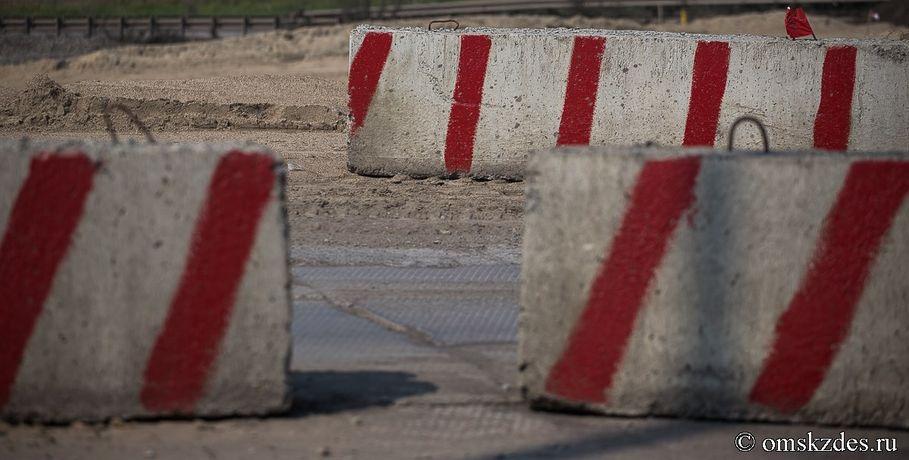 ВОмске перекроют улицу Лермонтова из-за предновогоднего хоровода