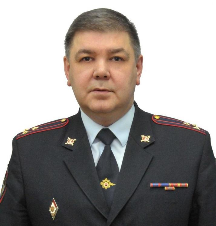 Вомской милиции заместителем начальника стал полковник Хайруллин
