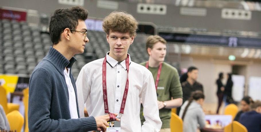 Сергей Карякин опустился на14-е место врейтинге FIDE