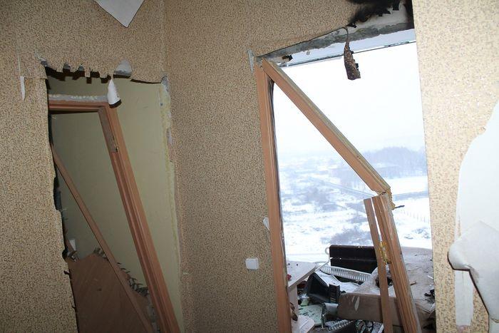 ВОмске жильцы дома, пострадавшего отвзрыва, завтра возвратятся вквартиры