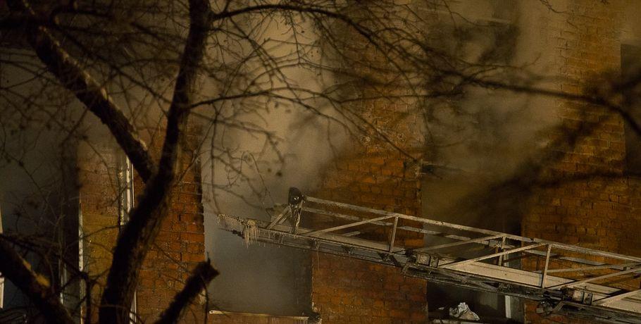 Шесть человек пострадали в итоге  хлопка газа впятиэтажке вОмске