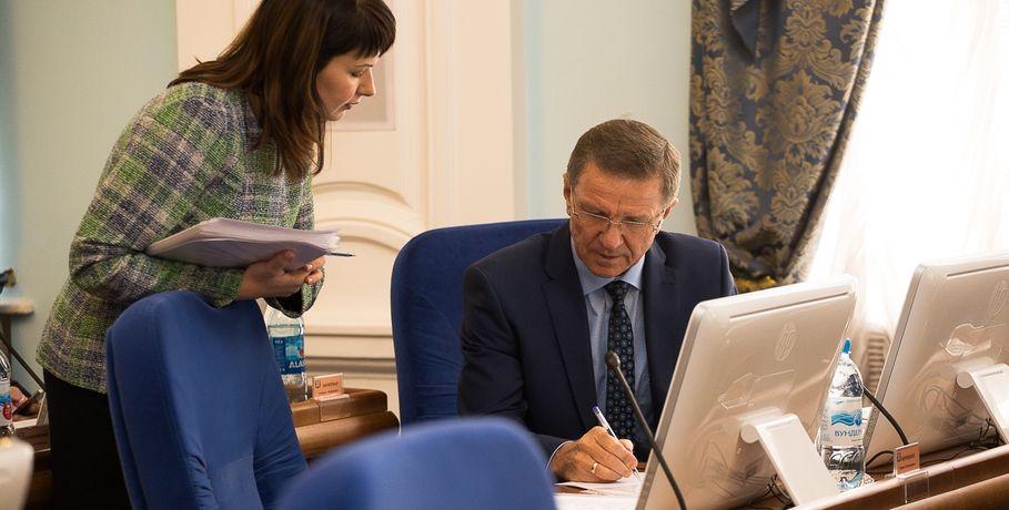 Экс-губернатор Назаров может снова стать депутатом омского Заксобрания