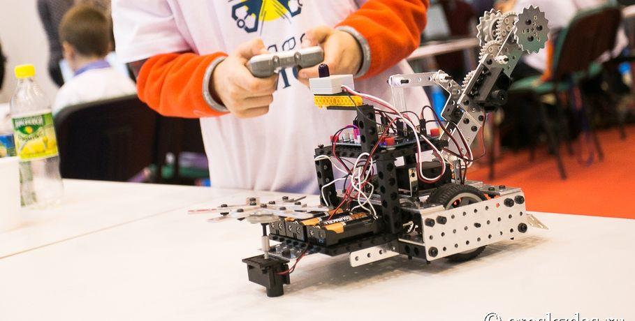 ВОмске для детей строят технопарк сроботами и3D-моделированием