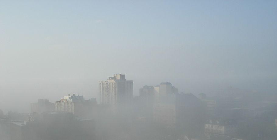 Радиационный туман превратил Омск вСайлент-Хилл