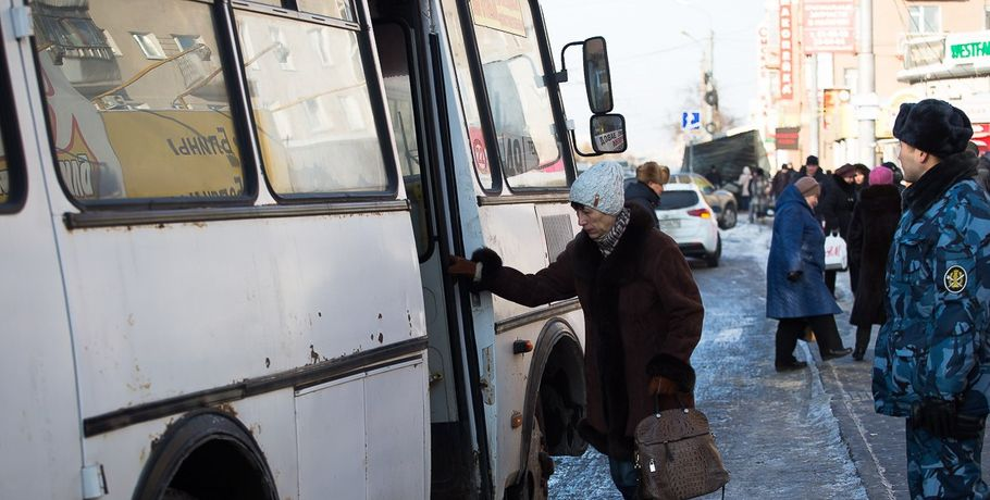 ИзТобольска запущен новый ночной автобус доОмска