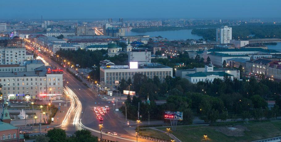 Омск опустился на54-е место врейтинге городов покачеству жизни