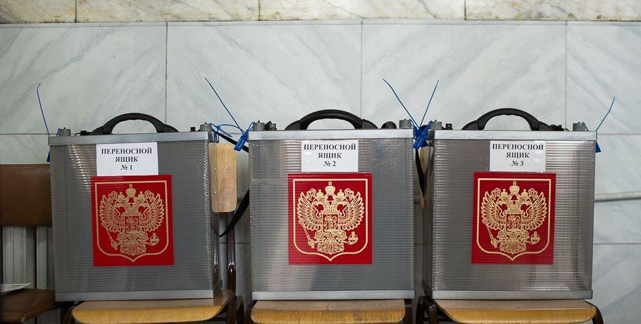 Избирательные участки навыборах Российского Президента начали свою работу вОмской области