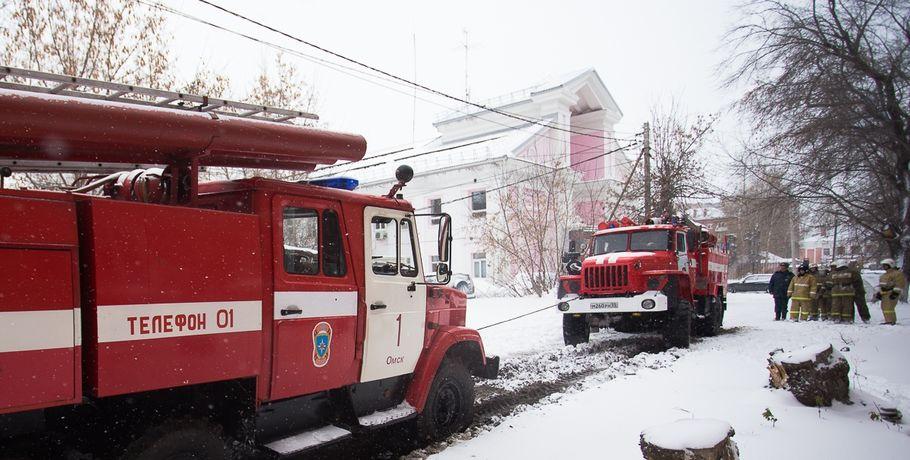 Вертолёт МЧС доставил вНижний Новгород пострадавшего впожаре мужчину изШаранги