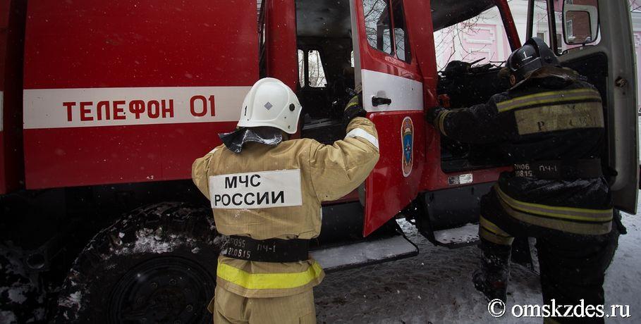ВОмской области напожаре погибли двое сельчан