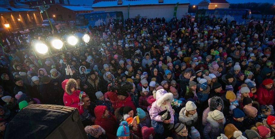 Естественная убыль населения вОмской области сократилась в1,3 раза