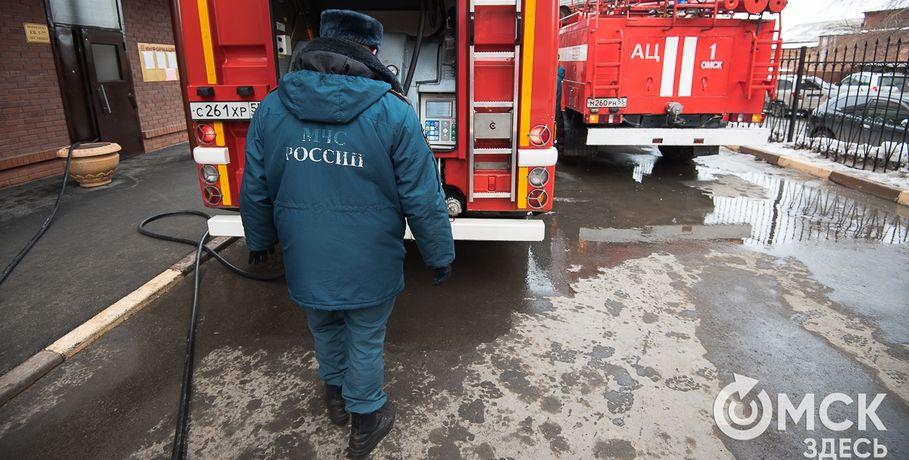Вторговых центрах Омска после кеморовской трагедии начали выявлять нарушения