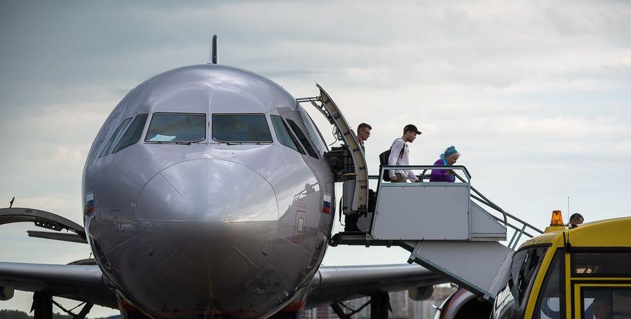 Инцидент вомском аэропорту: из-за повреждения самолета схвачен рейс в столицу