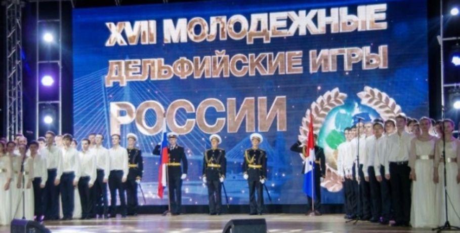 Омичка стала золотой медалисткой в категории «Академическое пение» наДельфийских играх