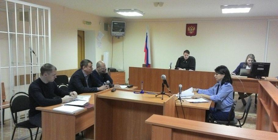 Прежнего омского полицейского обвиняют внезаконном отлове стерляди