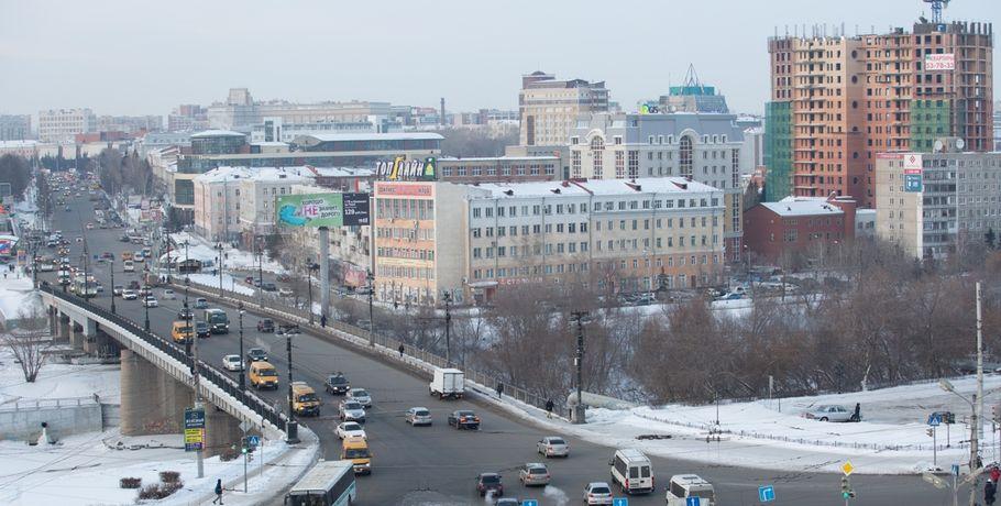 ВОмске поменяют асфальт наКомсомольском мосту