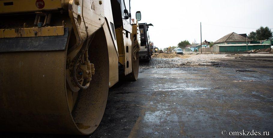 Проспект Комарова вОмске перекроют из-за уличных работ