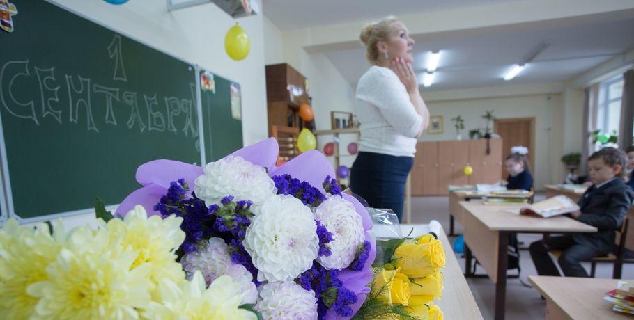 """В Омске снова проводят акцию """"Дети вместо цветов"""""""