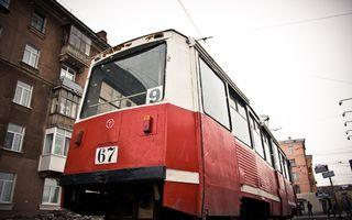 В Омске отменят движение популярного трамвая