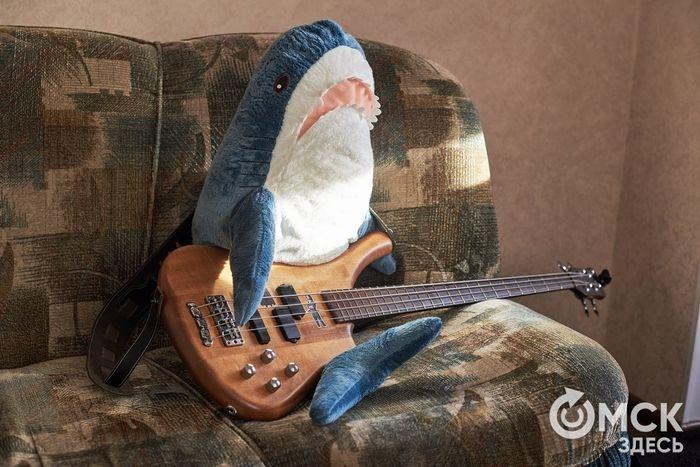 мягкую игрушку акула блохэй можно купить в омске в магазине икеа