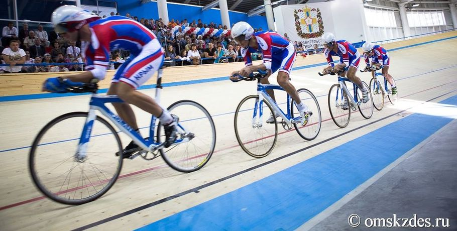 Омский велодром рассчитывает на статус мирового центра велоспорта #Спорт #Новости